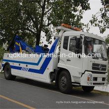 Donfeng 4X2 Road Wrecker Truck