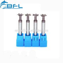 BFL CNC-Fräser Hartmetallwerkzeug Mehrnutenschweißen T-Nut-Schaftfräser