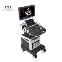Portable Digital 3D 4D Color Doppler Portable Medical Ultrasound Machine Price
