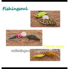 VBL026 13g plastic vibration hard fishing hard plastic fishing vibration lure