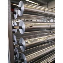 Precio de rollo enorme de papel de aluminio 8011 por tonelada