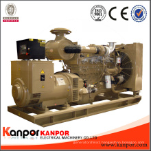 Open Type Water Cooling Diesel Generator with Shangchai Engine