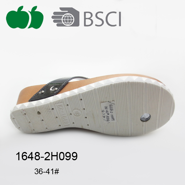 fashion new style pcu slippers