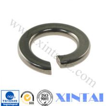 Нержавеющая сталь 304 Оцинкованная плоская шайба пружинная шайба DIN125 DIN127