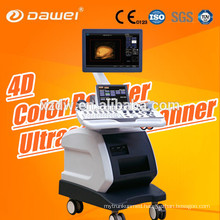 echography color, 3d/4d color doppler ultrasound machines & ultrasound scanner latest version USG with CE ISO
