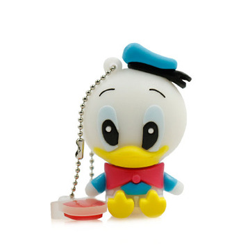 Pen Drive Cartoon Clé USB Donald Duck