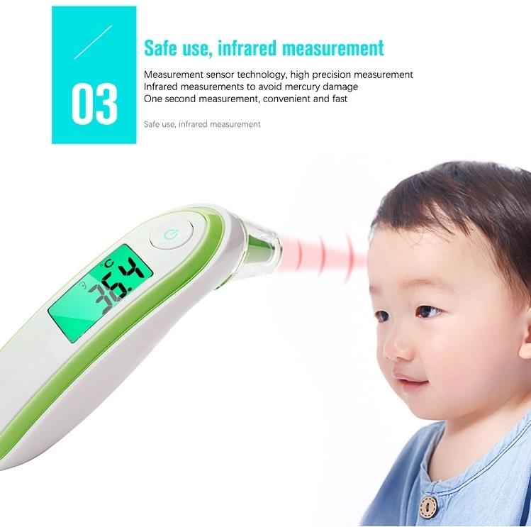 infrared thermometer for children