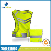 Newest design top quality running reflective vest