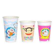 150g Yogurt disposable cup_PE film disposable paper cup_100% biodegradable custom paper cup
