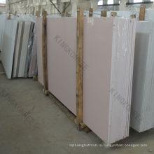 Розовый кварц камень, искусственный бетон,поддельные каменные панели