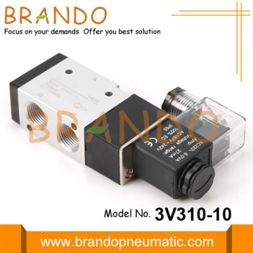 3V310-10 Airtac Type 3/2 Way Pneumatic Solenoid Valve