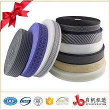 Fabricante de cinta de sesgo de colchón de poliéster de 25 mm