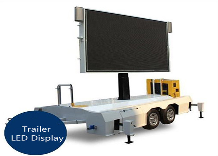 ADVERTISING TRUCK LED DISPLAY