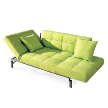 Recliner Headrest Futon Folding Convertible Sofa Bed
