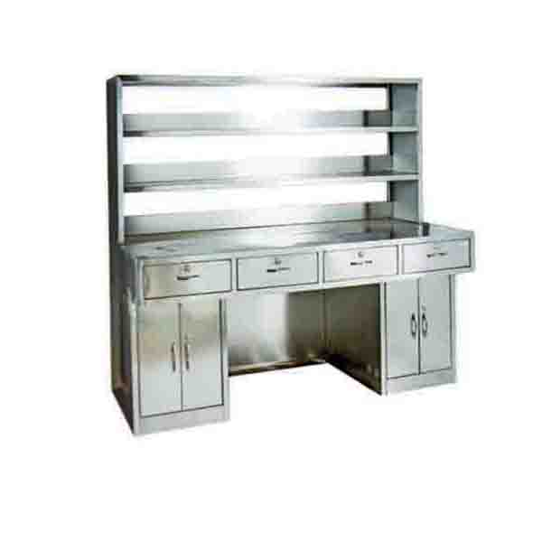 Stainless Steel Type Iii Workbench
