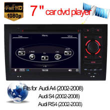 Auto DVD GPS for Audi A4 Car DVD Player (HL-8745GB)