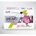 Super Breathable Disposable Sanitary Napkin