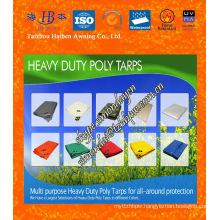 Heavy Duty Poly Tarps