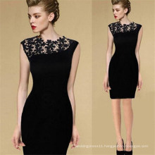 Sexy Women Crochet Bodycon Cocktail Mother of Bride Dress