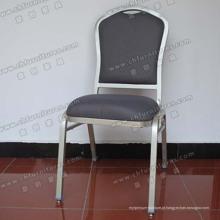Cadeira durável do hotel com encosto bonito (yc-zl27-01)