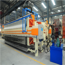 Ceramic Water Dacuum Drum Filter Press