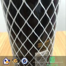 Rede de proteção de garrafas / Rede de embalagem de garrafa / Rede de garrafa de vidro