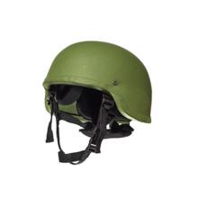 Capacete balístico leve do capacete do capacete da prova da bala de Kevlar para forças armadas e polícia com nível 3A