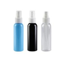 Bouteille cosmétique claire de pulvérisateur de brume fine, bouteille ronde d'animal familier de vis (PB09)