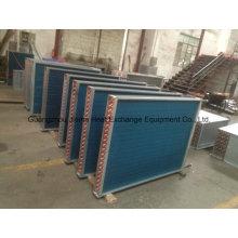 Bobinas de enfriamiento del intercambiador de calor de aire