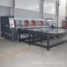 corrugated cardboard rotary slotting machine