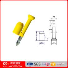 Joint de boulon pour étiquette de joint en plastique Jcbs-205