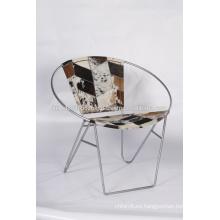 Leather Garden Chair