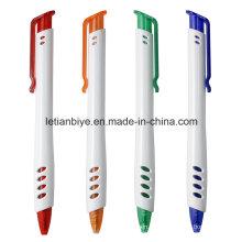 Premium Geschenkartikel Billig Kunststoff Kugelschreiber (LT-C735)