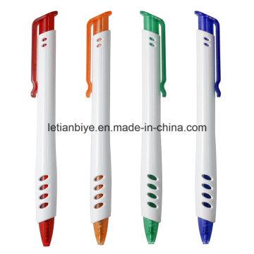 Artigo de presente Premium Caneta Esferográfica de Plástico Barato (LT-C735)