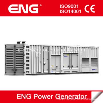 Motor gerador a diesel de 1600KW tipo container para 4016TAG2A