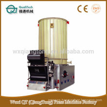 Natural gas fired thermal oil boiler
