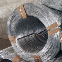 Fábrica direta que vende fio galvanizado / fio de ligação gi / fio de ferro eletro eletro galvanizado a quente