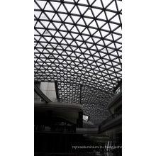Строительная сборная стальная крыша для торгового центра