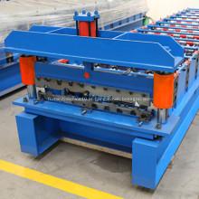 Máquina de formação de parede de telhado de metal 1000