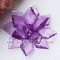63MM Acrylic Artificial Bead Flowers Made by Rhombus Beads