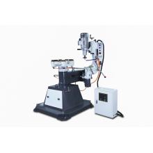 Machine de bordure en verre d'opération de Manul