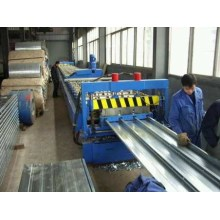 Neue Art Metallboden Deck Roll Formmaschine