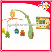 B/O revolving electric baby mobile with music