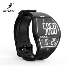 Sharp Design E Ink Step Count Calorie Calculate SMS Notification Best Fitness Watch Smart