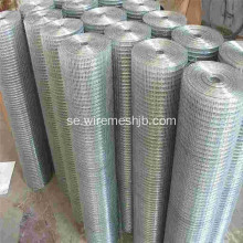 3/4 Svetsad Wire Mesh Rolls With Square Hole