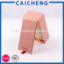 Китай Производитель красочные бумажные изготовленные на заказ коробки подарка с сатинировкой