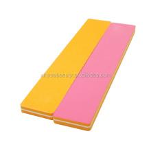 high quality colorful nail file 100 180 korea nail file wholesale