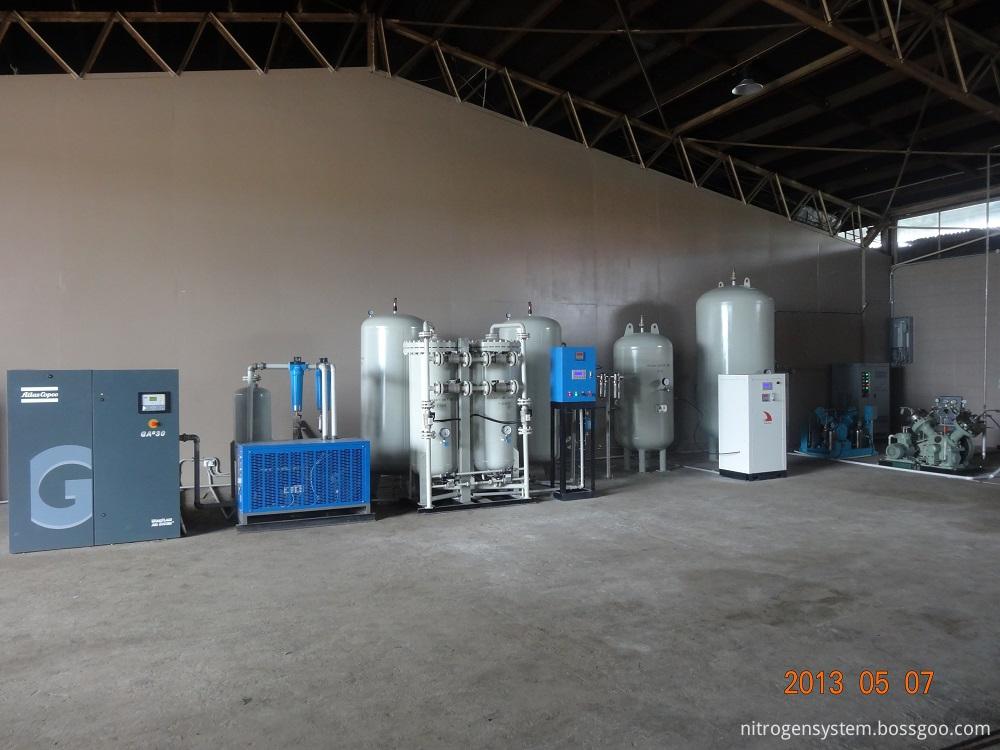 99% oxygen generator