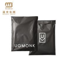 O logotipo feito sob encomenda da tira forte impermeável do selo do auto imprimiu o saco postal de envio pelo correio plástico poliéster biodegradável