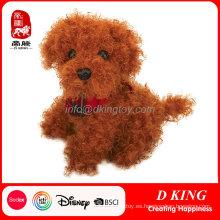 Juguete suave de alta calidad del perro de juguete del perro de peluche